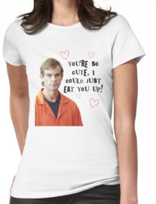 Jeffrey Valentines Womens Fitted T-Shirt