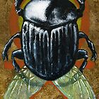 Scarab by Thaily