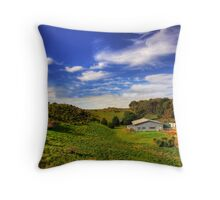 A bit of rural W.A. Throw Pillow