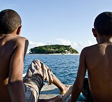 Island Helpers by Ben Grant