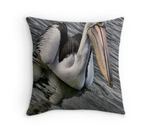 Mr Proud Throw Pillow