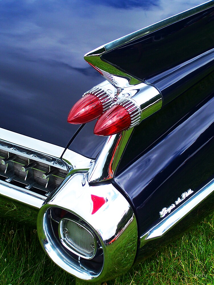 Caddy Tail Light by eefy