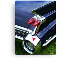 Caddy Tail Light Canvas Print