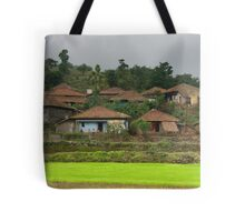 Remote India Tote Bag