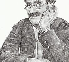 'Groucho' by L K Southward