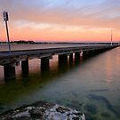 Jetty by Geoff White
