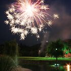 the fourth of july small town style by Christopher  Ewing