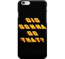 DONNA - Did it Design iPhone Case/Skin