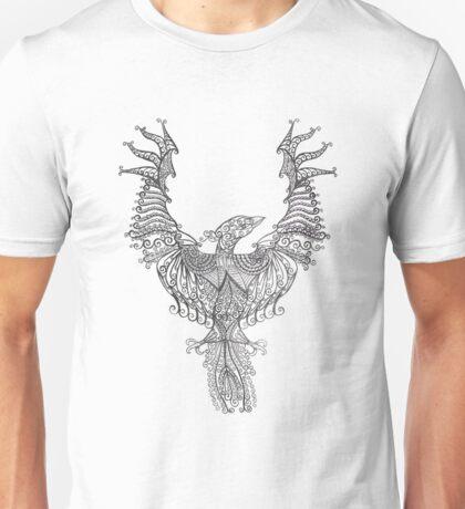 [B] Puniq -:- Phoenix Unisex T-Shirt