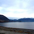 Lake Wanaka NZ by Magee