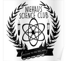 Cosima Niehaus Science Club - Orphan Black (1) Poster
