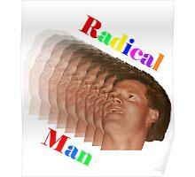 The Radical Man! Poster