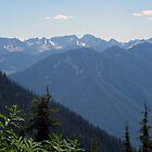 Mountains in BC by Emasher