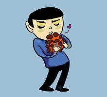 Spock <3 Horta Unisex T-Shirt
