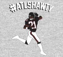#ATLSHAWTY - Deion Sanders T-shirt Kids Clothes