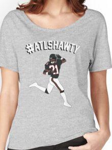 #ATLSHAWTY - Deion Sanders T-shirt Women's Relaxed Fit T-Shirt