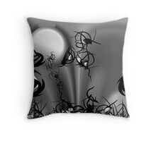 VEGETAL POWER Throw Pillow