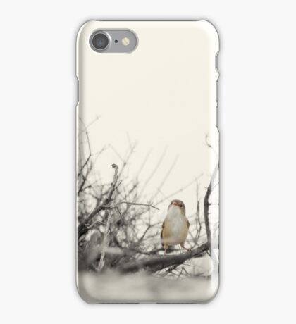 Amidst The Thicket iPhone Case/Skin
