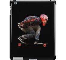 Skate aerodynamics! iPad Case/Skin