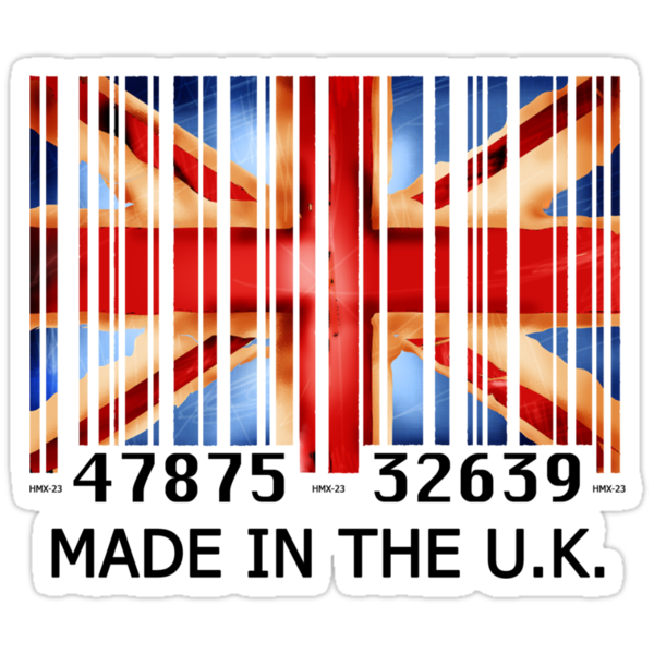 Made in the UK by hmx23