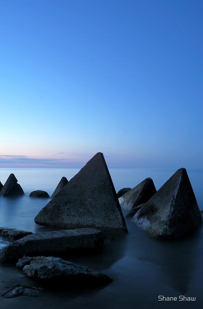 Triangles by Shane Shaw