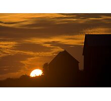 A Windsor Sunrise Photographic Print