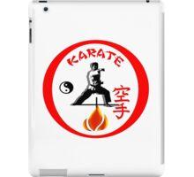 Karate Punch iPad Case/Skin