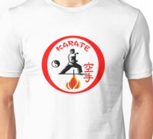 Karate Punch Unisex T-Shirt