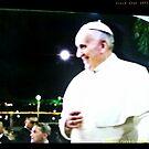 POPE FRANCIS IN MANILA by slazenger