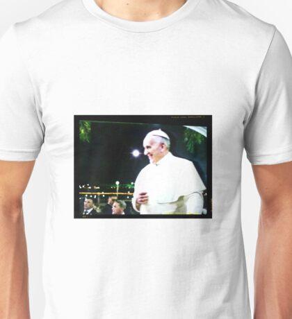 POPE FRANCIS IN MANILA Unisex T-Shirt