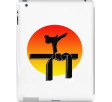 High Kick iPad Case/Skin
