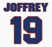 National Hockey player Joffrey Lupul jersey 19 by imsport