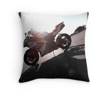 Yamaha R1 Throw Pillow
