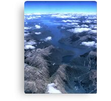 Airial Imagery ( 3 ) Canvas Print