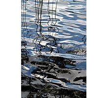 Liquid Photographic Print