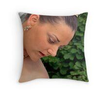 weddings Throw Pillow