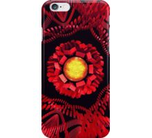 The Sun is the Center iPhone Case/Skin