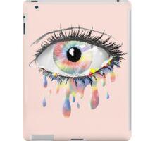Rainbow Tears iPad Case/Skin