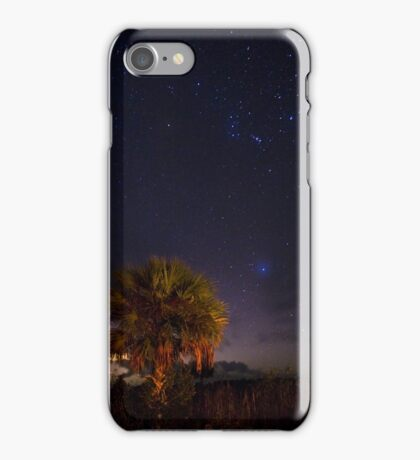 Stars At Big Cypress  iPhone Case/Skin