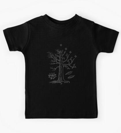 The White Tree of Gondor Kids Tee
