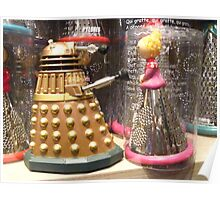 I Will Wait 4U- A Dalek in Love Poster