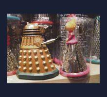 I Will Wait 4U- A Dalek in Love Kids Tee