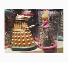 I Will Wait 4U- A Dalek in Love Kids Clothes