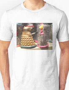 I Will Wait 4U- A Dalek in Love T-Shirt