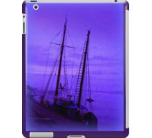Evening Blue Mist in Topsham iPad Case/Skin