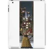 Dalek in the Big City iPad Case/Skin
