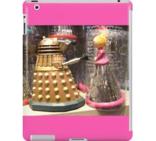 I Will Wait 4U- A Dalek in Love iPad Case/Skin
