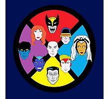 Classic X-Men Photographic Print