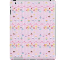 Cupcakes and Macarons and Frosting, Oh my! iPad Case/Skin