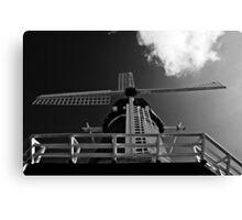 Caribbean Windmill  Canvas Print